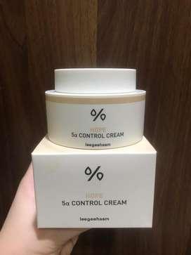 Leegeeham Hope 5 Alpha Control Clearing Cream