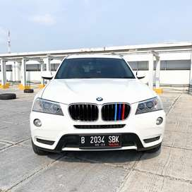 X3 Xdrive 2012 White On Red