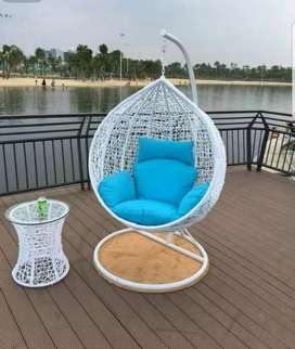 Hanging Swing Chair jhoola at factory price - Jhula Patio Rattan swing