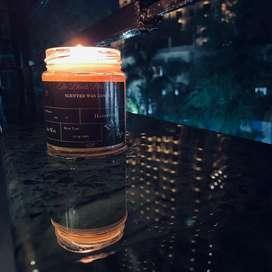 Handmade Soy Wax Candle, Coffee