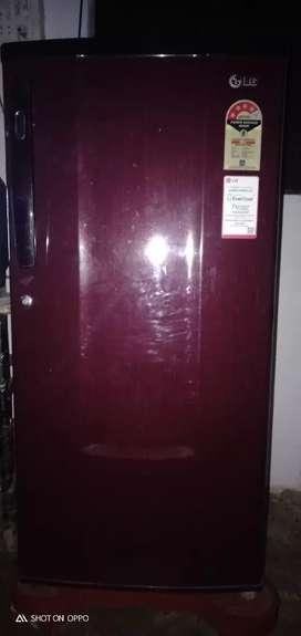 Lg refrigerator