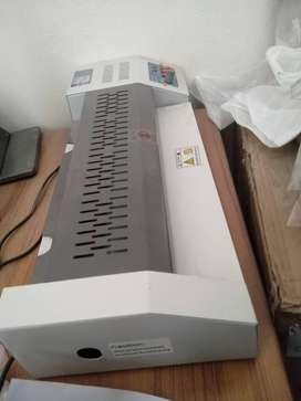 Desktop Laminator eco tone machine large