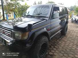 Pajero v6 built up original 4x4
