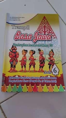 Buku Paket Bahasa Jawa SD Kelas 6