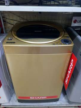 Mesin Cuci Sharp 11 Kg Gold Limited Edition