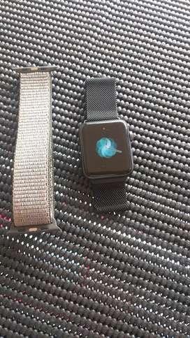 Apple watch series 3 nike plus 40mm seris tertinggi wifi seluler
