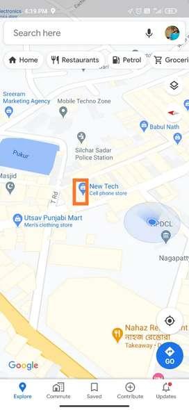 (Gowdown / Shop)  Rent in Gopalganj