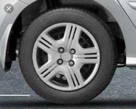 Hondy city genuine tyre for sale