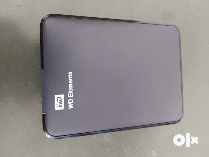 WD Elements 2 TB External Hard Drive 0