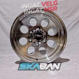 Jual Velg Racing Ring 15 Utk Mobil Terrano, Blazer,Panther Touring