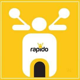 Rapido - Hiring for Bike riders at Chennai
