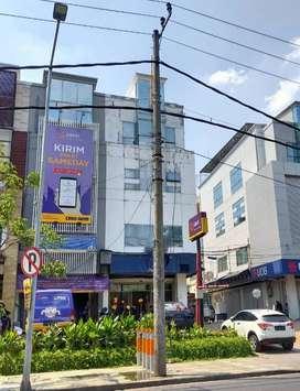 Ruko Nol Jalan Mayjen Sungkono Parkiran Luas Komplek Ruko Siap Pakai