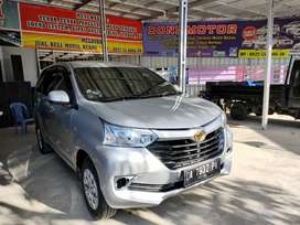 Toyota Avanza type E 2016 manual liat dl boss