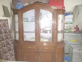 Show case and dressing for sale in best condition in just Rs.45,000