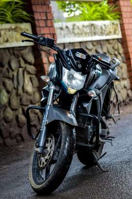 Want to sell my bike fzs