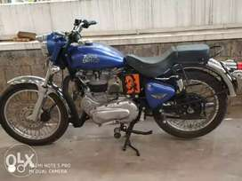 Royal look std bullet 5speed