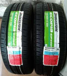 SALE 2Ban 195 65 r14 Bridgestone Ecopia