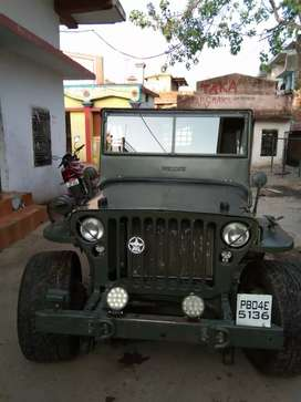 Jeep brand new condition