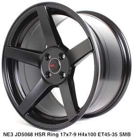Velg NE3 Ring 17 Mobil  Starlet, Valco, Vios, Vios New Cicilan 0%