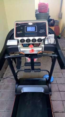 Treadmill sport auto #olahraga dirumah AJA