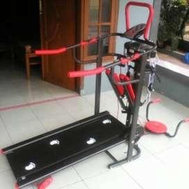 Treadmill Manual TL-004   Treadmill Murah 6in1