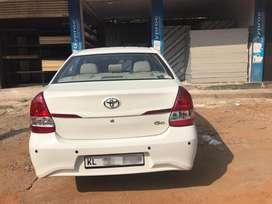 Toyota Etios GD SP, 2019, Diesel