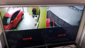 XIAOMI SMALL SQUARE SMART IP CAMERA CCTV 1080P - Putih