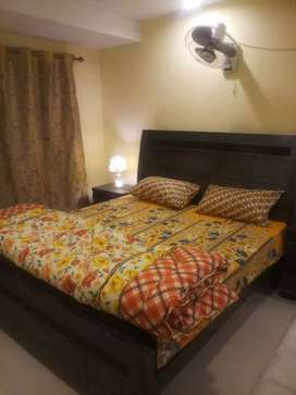fully furnished 2 Bed apprtmnt for rent in Bahria town phase 4