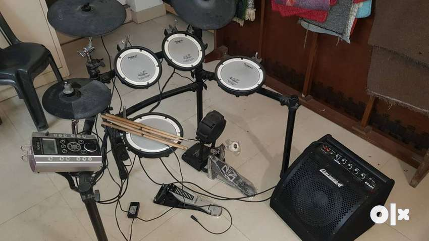 Electronic drums- Virtual Drums