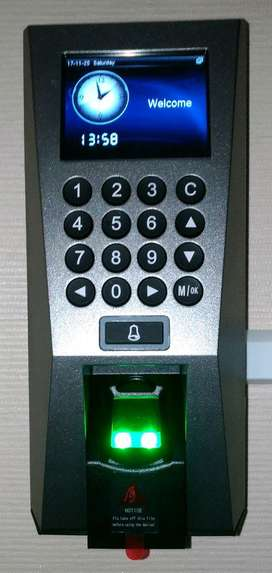 Fingerprint & Access Door Solution X304