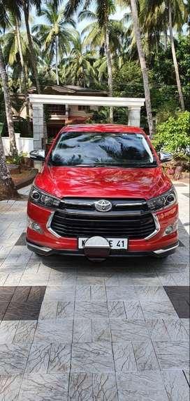 Toyota INNOVA CRYSTA Touring Sport, 2017, Diesel