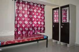 Co-living PG available with food all facilities