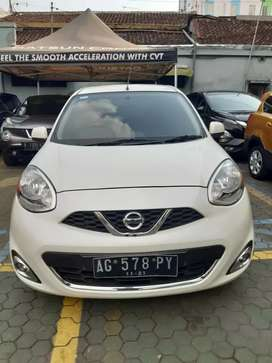 FOR SALE Nissan march 1.5 XS MT th 2014