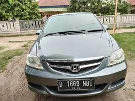 Di jual mobil Honda city vitex manual th 2006 pajak lewat bulan 12