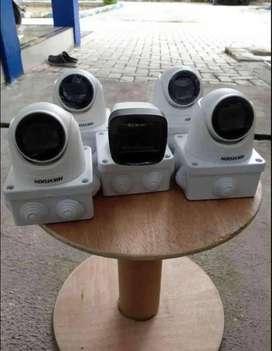Grosir Pemasangan Kamera Online 2 MP di Serang