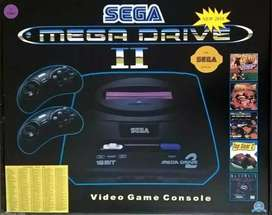 Sega Game Mega Drive II-16 Bit TV video Game Console Builtin 20 Games