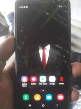 Samsung a74 GB 64 GB in first class condition