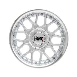 Velg mobil racing HSR Formula R15X7/8 H8x100-114,3 avanza,xenia,jazz