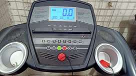 Treadmill American fitness 120 kg supported