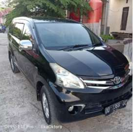 Toyota Avanza G matic 2013 SIap Pakai