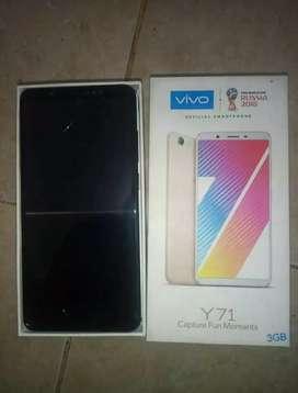VIVO Y71 ( RAM 3 / 32 ) BLACK