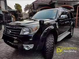 Ford Everest xlt 4x2 mt 2011 tinggal pakai plat G atas nama istri sy