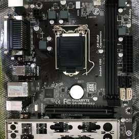 Mainboard 1150 gigabyte H81m