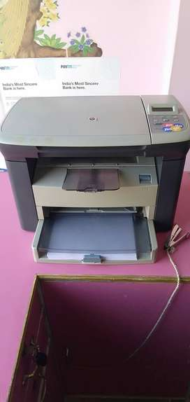 HP 1005 LAJERJET in new condition.
