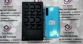 Oneplus Nord 12/256GB Blue In Warranty 100% Condition