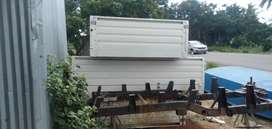 Boloro pickup company truck  or tata Ace trucks availabl