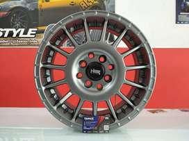 Velg Mobil Ring 15 HSR untuk Brio, Agya, Mirage, Nissan March dll