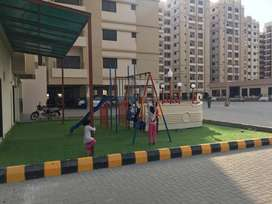 Flat 2 Bed DD Siama Jinnah Avenue for rent