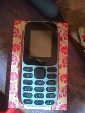 Itel feature phone