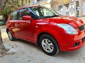 Maruti Suzuki Swift ZXI, 2007, Petrol